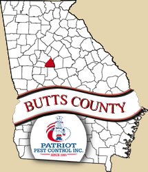 Butts County Pest Control