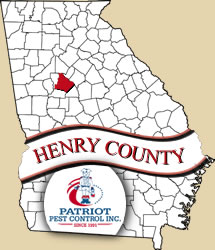 Henry County Pest Control