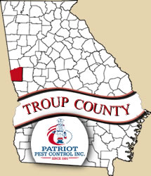 Troup County Pest Control